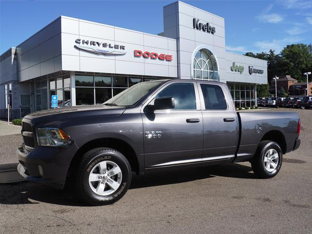 2017 Ram 1500 Tradesman Express >> Certified Pre Owned 2017 Ram 1500 Tradesman Express 4wd 4x4 Express 4dr Quad Cab 6 3 Ft Sb Pickup