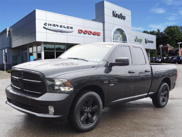 Certified Pre-Owned 2019 RAM Ram Pickup 1500 Classic Express