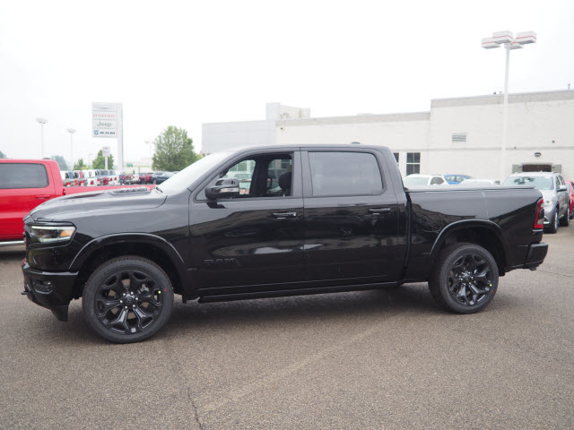 New 2020 RAM 1500 Limited Black Edition