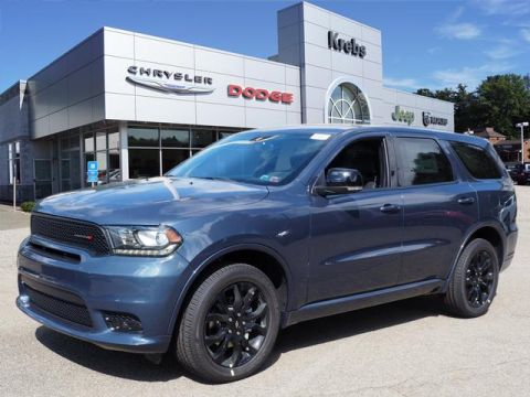 New 2020 DODGE Durango Blacktop