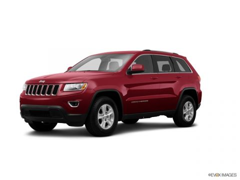 Pre-Owned 2015 Jeep Grand Cherokee Laredo E
