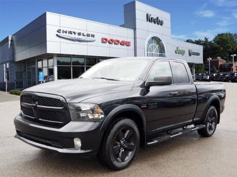Certified Pre-Owned 2016 RAM 1500 Tradesman/Express