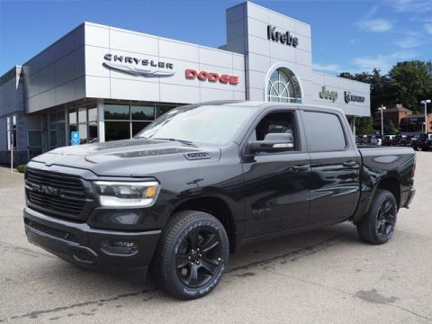 New 2020 RAM 1500 Big Horn Night Edition